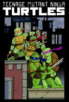 Tmnt cover 2014 by Demonology7789