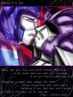 Ghostly kisses transformers by Idigoddpairings