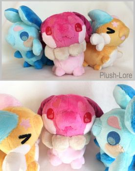 Plush Paca: DTA The year's first words [Entry] by Plush-Lore