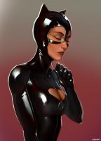 Catwoman by NaramSinha