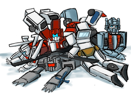 protectobot pile by spacehussy