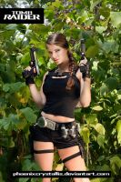 Cosplay Tomb Raider by Anastasya01