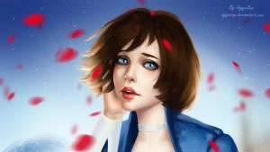 Bioshock Infinite Elizabeth fullHD wallpaper by AyyaSap