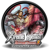 XL: Dynasty Warriors 8 Complete Edition - Icon by Blagoicons
