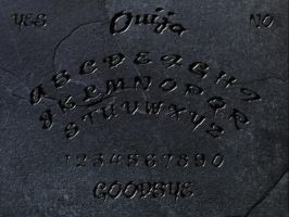 ouija board by sailorsaturn78