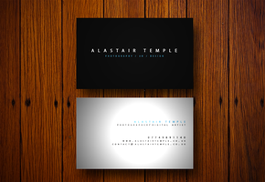 Business Cards by Smiling-Demon