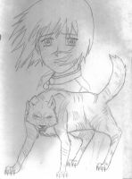 Cheza and Kiba_loyalty_love by purplelettuce101