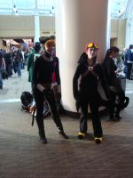 Katnappe and Jack Spicer by Lillagon