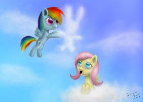 Fun in the clouds by giovanna-71