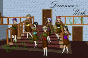 Dreamer's Wish by leifes