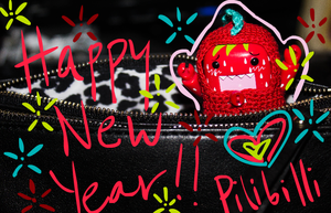 Happy New Year! 1/365 by PiliBilli