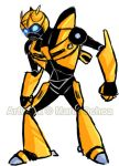 Simplified Bumblebee by agra19