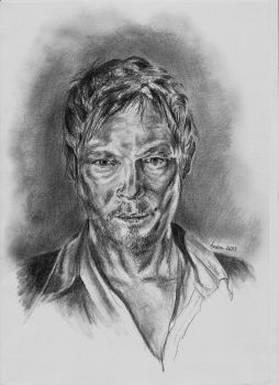 Norman Reedus by neriiware
