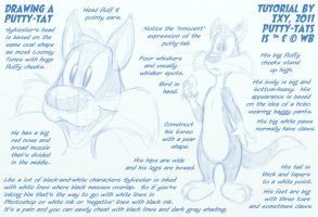 How To Draw Sylvester by ixbalam