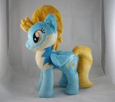 Lightning Dust Plush by LiLMoon