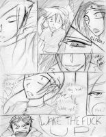 FFVII_OoT Crossover Comic :4 by LaCidiana