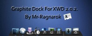 Graphite Dock For XWD 2.0.2. by Mr-Ragnarok