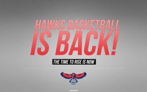 Atlanta Hawks Wallpaper by IshaanMishra