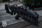 Directed energy rifle by TwoHornsUnited