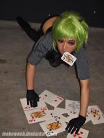 ACG HK 2012 - Vocaloid - Gumi - Poker Face by leekenwah