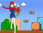 NEW Super Maria World by Safira-Slytherin