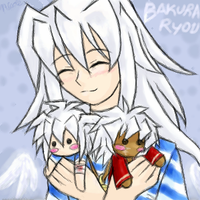 --Ryou's Plushies-- by EvilChibiNic
