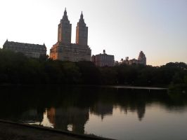 Central Park by KreativeMasters