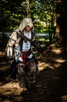 AC III - Connor kenway  - Because no one else will by JO-Cosplay