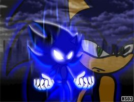 Sonic: // Blinded By Rage // by hyperspeed03