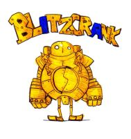 Blitzcrank the great steam golem by Wiktorios