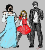 Sourcefed mash up by newgirl11