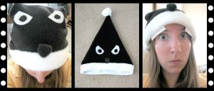 Comission: Naruto Sleeping Hat by omelets4sqwerls