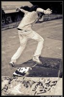 Skate Chris. by Zazaka
