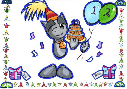 Browse Birthday Card Contest Contests – 12th Birthday Cards