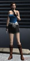Jill Valentine RE3 by Axel-Vampire