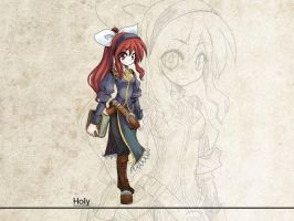 UO Holy Class restyle by VRES