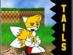 Tails the Fox by Teh-Chadwick