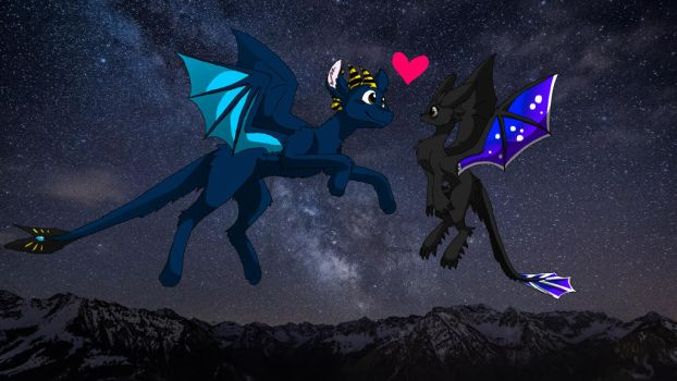 A Wallpaper Thing by LuneTheUmbreon