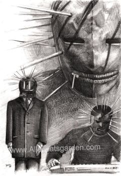 Slipknot Craig Jones by Alleycatsgarden