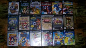 My Gamecube Collection by 64marjo64