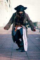 Jack Sparrow by Blasteh