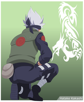 Hatake Kakashi for KariTBB by Ironcid