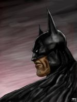 Batman by YamTorresIlustrador