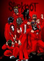 Slipknot- by RamonVillalobos