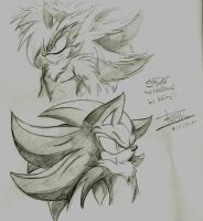 Shadow and Shadow Sketch by Mimy92Sonadow