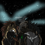 Together Under The Stars by Shadowfang5000