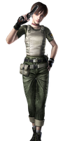 Rebecca Chambers-RE0 Remake PNG 1 by Isobel-Theroux