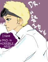 Dr. Horrible by Yushimi