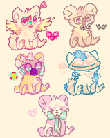 MORE adopts closed by ooshii