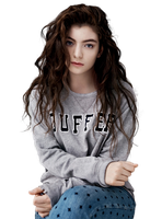 Lorde Png 2 by ZkResources
